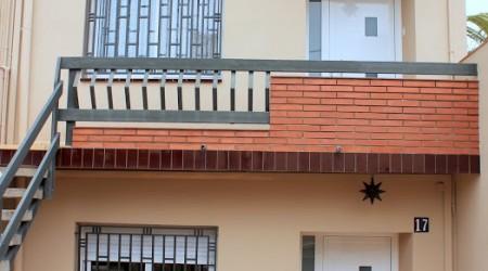 Instalación de aluminio en vivienda plurifamiliar