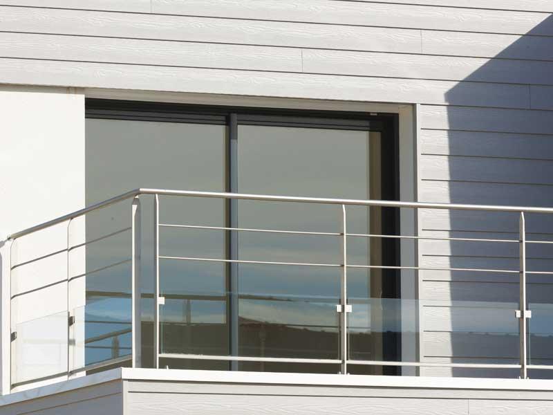 Puertas y ventanas deslizantes y correderas aluminios - Puerta balconera aluminio ...