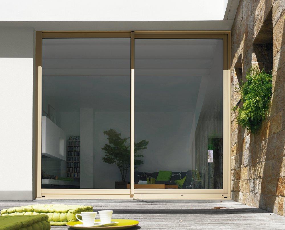 Puertas y ventanas deslizantes y correderas aluminios for Ventanales elevables